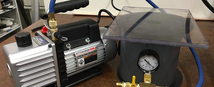 Making Vacuum Chambers