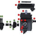 MiCube: A modular fluorescence microscopy framework